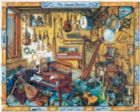 Music Room - 1000pc Music Jigsaw Puzzle By White Mountain
