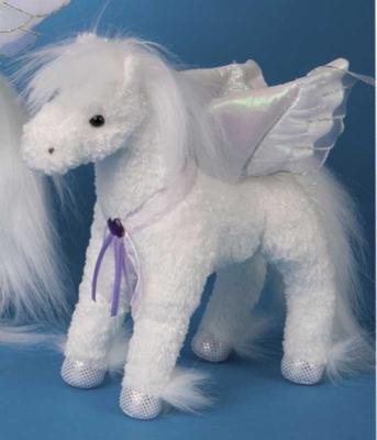 Diamond - 9'' Pegasus By Douglas Cuddle Toys