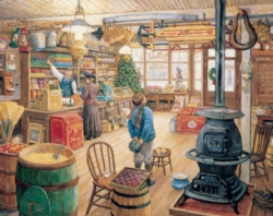 Jigsaw Puzzles - The Olde General Store