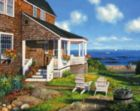 Ocean Avenue - 1000pc Jigsaw Puzzle by White Mountain