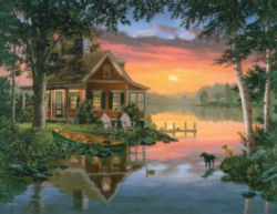 Jigsaw Puzzles - Friends in Summer