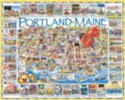 Portland, ME - 1000pc Jigsaw Puzzle by White Mountain