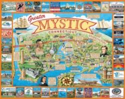 Jigsaw Puzzles - Mystic, CT
