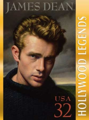 James Dean - 1000pc Jigsaw Puzzle by White Mountain