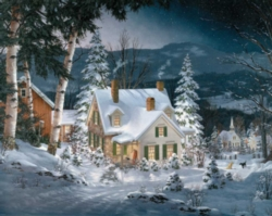 Jigsaw Puzzles - Friends in Winter