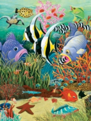 Jigsaw Puzzles - Fish in the Sea