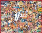Jazz - 1000pc Jigsaw Puzzle by White Mountain