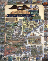 Jigsaw Puzzles - Historic New England