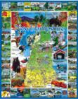 Best of New Hampshire - 1000pc Jigsaw Puzzle By White Mountain