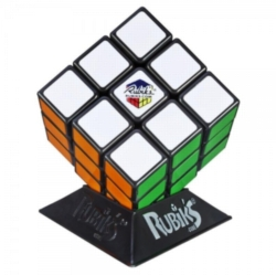Updated Rubik's Cube with plasic sides