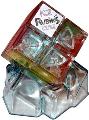 Rubik's Ice Cube