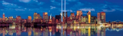 New York City, New York (#11) - 750pc Panoramic Jigsaw Puzzle by Buffalo Games