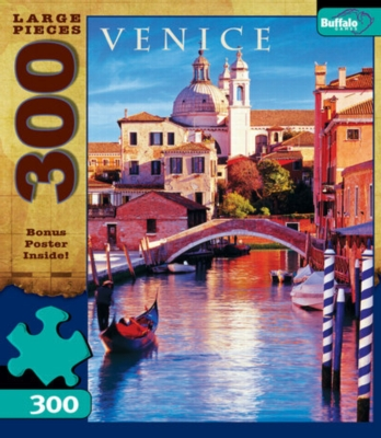 Venice - 300pc Jigsaw Puzzle by Buffalo Games