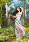 Charming Girl - 1500pc Jigsaw Puzzle by Castorland