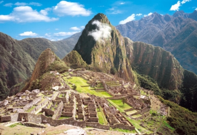 Machu Picchu, Peru - 1500pc Jigsaw Puzzle by Castorland