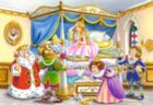 The Princess on the Pea - 500pc Jigsaw Puzzle by Castorland