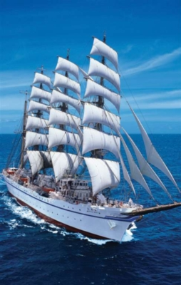 Sailing Ships - 1000pc Jigsaw Puzzle By Clementoni