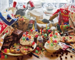 Springbok Jigsaw Puzzles - Treats and Sweets