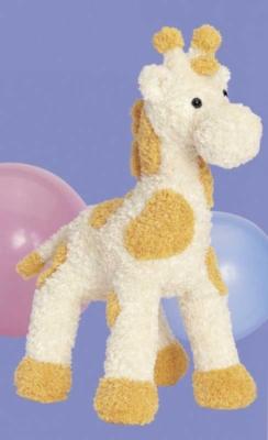 Baby Giraffe - 13'' Giraffe By Douglas Cuddle Toys