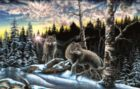 15 Wolves - 1000pc Jigsaw Puzzle by Sunsout