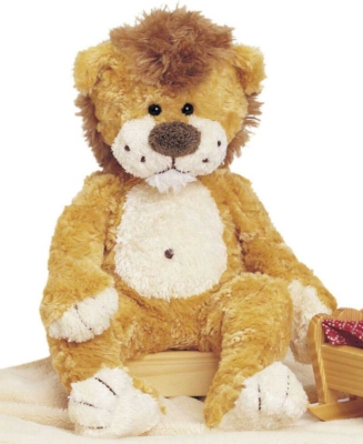 Curly - 15'' Lion by Douglas Cuddle Toys