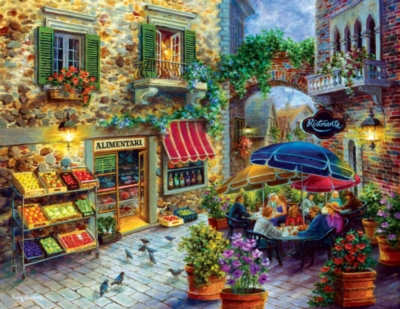 Large Format Jigsaw Puzzles - Contentment