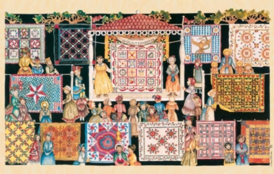 Jigsaw Puzzles - The Quilting Show Circuit