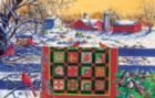 Winter Patchwork - 1000pc Jigsaw Puzzle by Sunsout