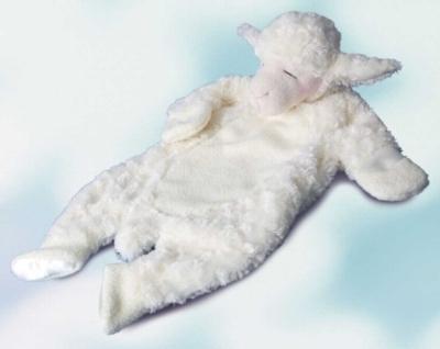 Lamb - 21'' Sleepy Cuddler By Douglas Cuddle Toys