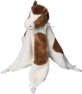 Spotted Brown Horse - 13'' Snuggler By Douglas Cuddle Toys