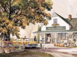 Cobble Hill Jigsaw Puzzles - General Store