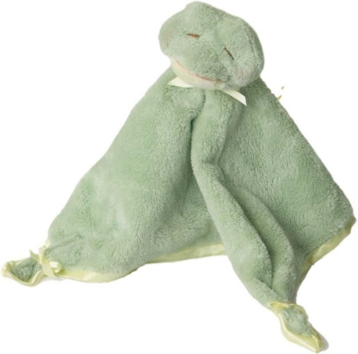 Green Frog - 13'' Snuggler By Douglas Cuddle Toys