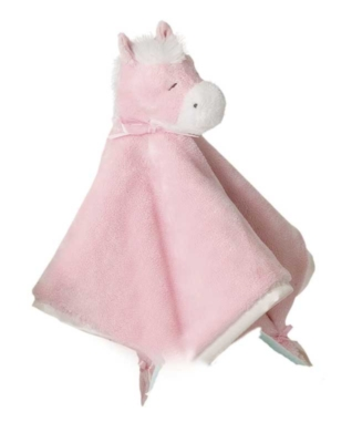 Pink Horse - 13'' Snuggler By Douglas Cuddle Toys