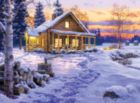 Winter Bliss - 1000pc Jigsaw Puzzle By Buffalo Games
