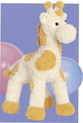 Musical Baby Giraffe - 13'' Giraffe By Douglas Cuddle Toys