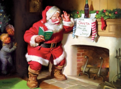 Jigsaw Puzzles - A Gift for Santa