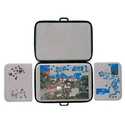Deluxe Porta Puzzle: Up To 1000pcs - Jigsaw Accessory by Jumbo