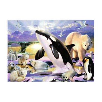 Polar Kingdom - 1000pc Jigsaw Puzzle by Jumbo
