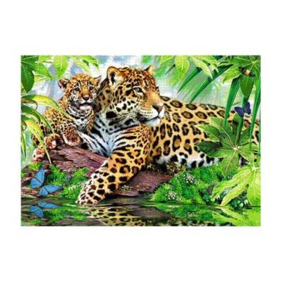 Jaguar - 1000pc Jigsaw Puzzle by Jumbo