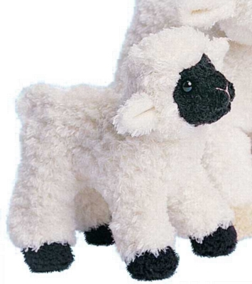 Clementine - 5'' Lamb By Douglas Cuddle Toys