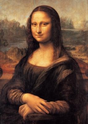 Hard Jigsaw Puzzles - Mona Lisa