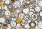 Timepieces - 1000pc Jigsaw Puzzle by Piatnik