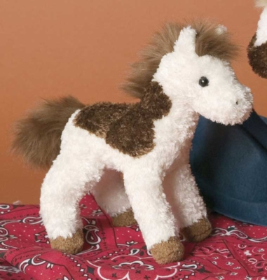 Montana Mini Spot - 6'' Horse By Douglas Cuddle Toys