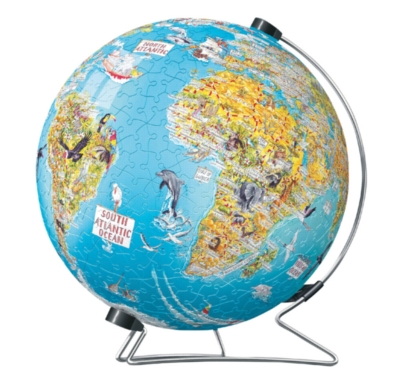 Discover the World! - 540pc Puzzleball by Ravensburger