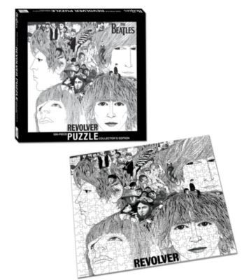 Beatles: Revolver - 500pc Jigsaw Puzzle by USAopoly