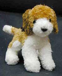 Baron Beagle - 6'' Dog by Douglas Cuddle Toys