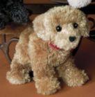 Goldi Golden Retriever - 6'' Dog By Douglas Cuddle Toys
