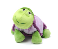 "Baby Tama (Plush / Pillow / Blanket) - 12"" Tortoise by Zoobie Pets"