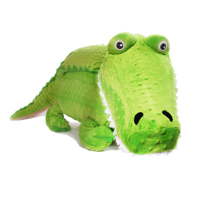 "Jumbo Kojo (Plush / Pillow / Blanket) - 56"" Crocodile by Zoobie Pets"