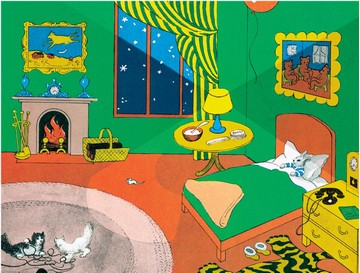 Goodnight Moon Bunny Puzzle - 24pc Jigsaw Puzzle by Briarpatch